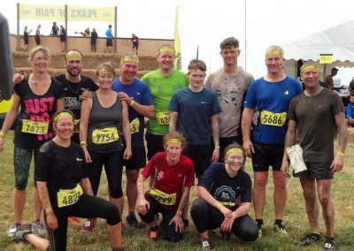 YWR total warrior 2018